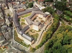 Das hachenburger schloss Burg hachenburg