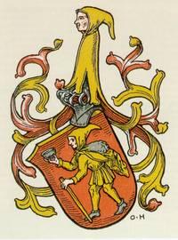wappen gutenberg - Johannes Gutenberg Lebenslauf