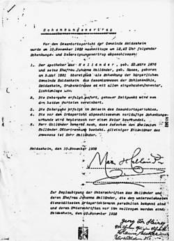 Berliner Testament Einheitslsung 70648 Schenkungsvertrag Muster