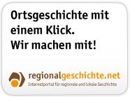 Ortrsgeschichte mit einem Klick. Wir machen mit! regionalgeschichte.net